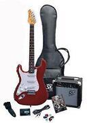 Left Handed SX Guitar