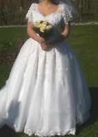 Robe de mariée 10 ans