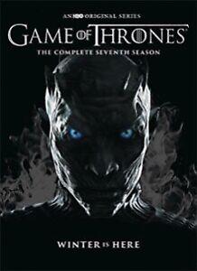 Selling: Game of Thrones Season 7 Blu-ray