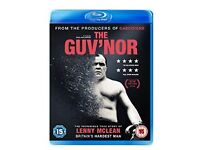 The Guv'nor [Blu-ray] - Brand New