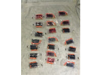 Canon compatible ink cartridges lot of 21 all sealed