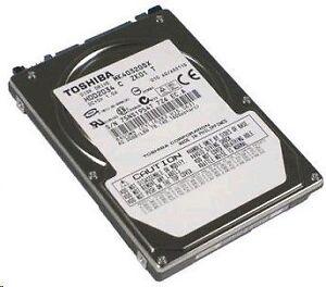 "Toshiba 80GB 2.5"" SATA Hard Drive for Laptop - HDD-"