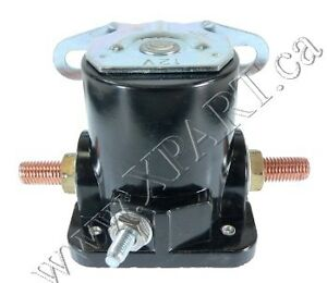 New SOLENOID / RELAY (PIC: 6699-207) SMR6007