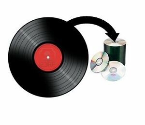 Convert your Vinyl Record Collection to CD or USB Memory Stick