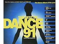 THE BEST OF DANCE: 91