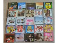 100 Music CDs – Mostly Greatest Hits! (see Photos for details)