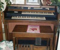 Electrohome York organ!
