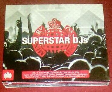 MINISTRY OF SOUND: SUPERSTAR DJ