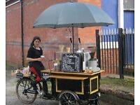 Coffee Tricycle Business - Everything you need for a successful business