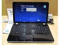 HP Pavilion laptop Dual Core 2.9ghz x 2 processor 750gb hd with ATI Graphics