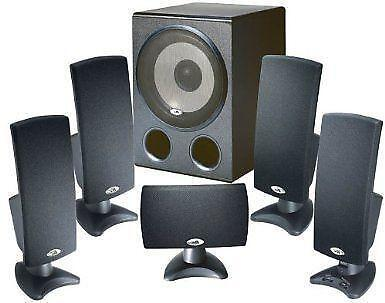 Pc Speakers 5 1 Ebay