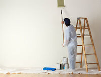 Professional painting services from $99 per room.