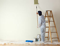Professional painter available for hire $99 per room