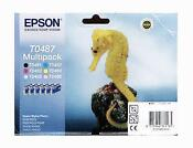 Genuine Epson R300 Ink Cartridges