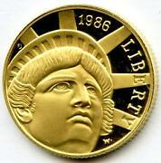 Statue of Liberty Centennial Coin