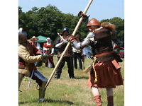 Step Back in Time Medieval Mayhem & Country Fayre & Archeological dig 21st & 22nd July 2018