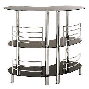 hausbar theke m bel wohnen ebay. Black Bedroom Furniture Sets. Home Design Ideas