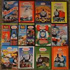 Thomas The Tank Engine DVD Lot