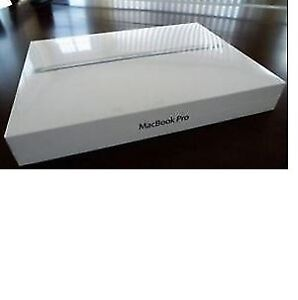 MacBook Pro 2.7 core i7 Quad core/ 512 SSD/ 16 GB RAM (Scellée)