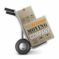 Looking for fast reliable movers! (Sub contracting work) $14-$16