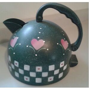 Vintage Decorative / Painted General Electric Kettle