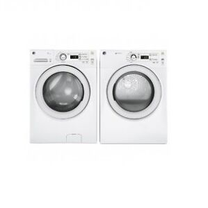 GE Front Load or Top Load Washer and Dryers