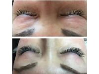 EYELASH EXTENSIONS OFFER!!!!