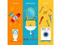 Plumber central heating and plumbing repairs