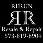 Rerun Resale Repair