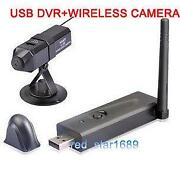 Wireless Spy Camera USB