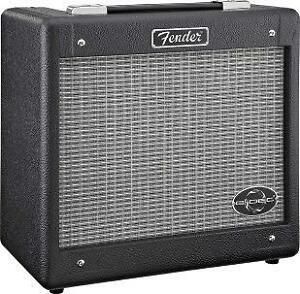 Fender G-DEC® Jr Modelling Amp w/ Effects & Backing Tracks