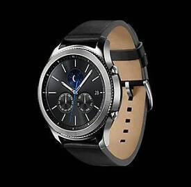 Watch Samsung gear S3 classic