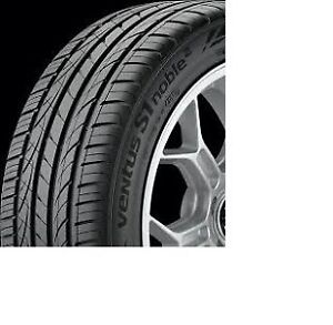 HANKOOK VENTUS S1 NOBLE 215 55 17 SET OF 4 95%TRD $380
