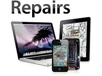 SAME DAY Repair iPhone X 8 7 6 SE 11 XR iPad Glass Screen Laptop PC Huawei Samsung PS4 XBOX iRepair