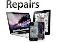 Smart Mobile Phones Repair iPhone iPad Samsung LG HTC Screen Glass MacBook Laptop PC Repair Glasgow