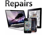 Cheapest Smart Mobile Phone iRepair iPhone 7 6s 6 5C Glass Screen iPad Samsung MacBook Laptop Shop