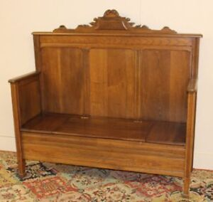 Antique Entry Bench
