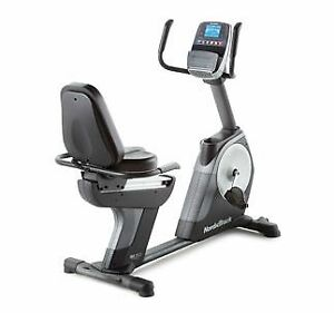 FreeMotion 330R Recumbent Exercise Bike