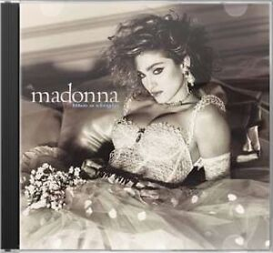 Madonna--Like A Virgin(remastered cd)