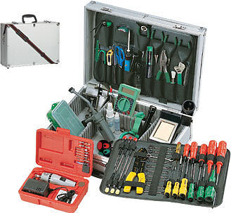 Proskit 1PK-990B, Jumbo Tool Kit (220V)