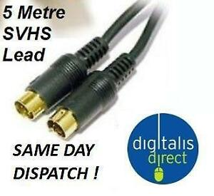 what an s video cable