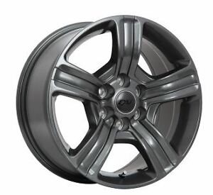 Liquidation - Roues (Mags) 4 saisons  Force Graphite 17''  6-135