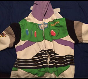 Buzz Lightyear Youth Sweater  Strathcona County Edmonton Area image 1