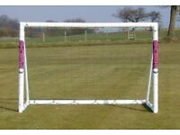 2 Samba 6x4 football goals.