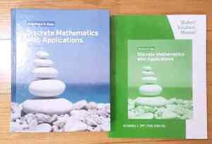 Discrete Mathematics with Applications Fourth Ed + Solutions