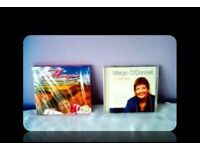 MUSIC CDs - MARGO O'DONNELL - (3) - FOR SALE