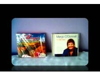 MARGO O'DONNELL CDs - (3) - FOR SALE