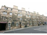 BRIGHT AND SPACIOUS TOP FLOOR FLAT ON GORGIE ROAD