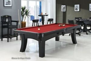 """1"""" Slate Pool Tables, Shuffleboards and More - All In Stock!!"""