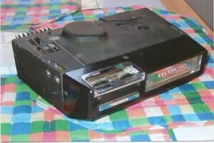 1968-1972 Factory OEM Buick 8 track player